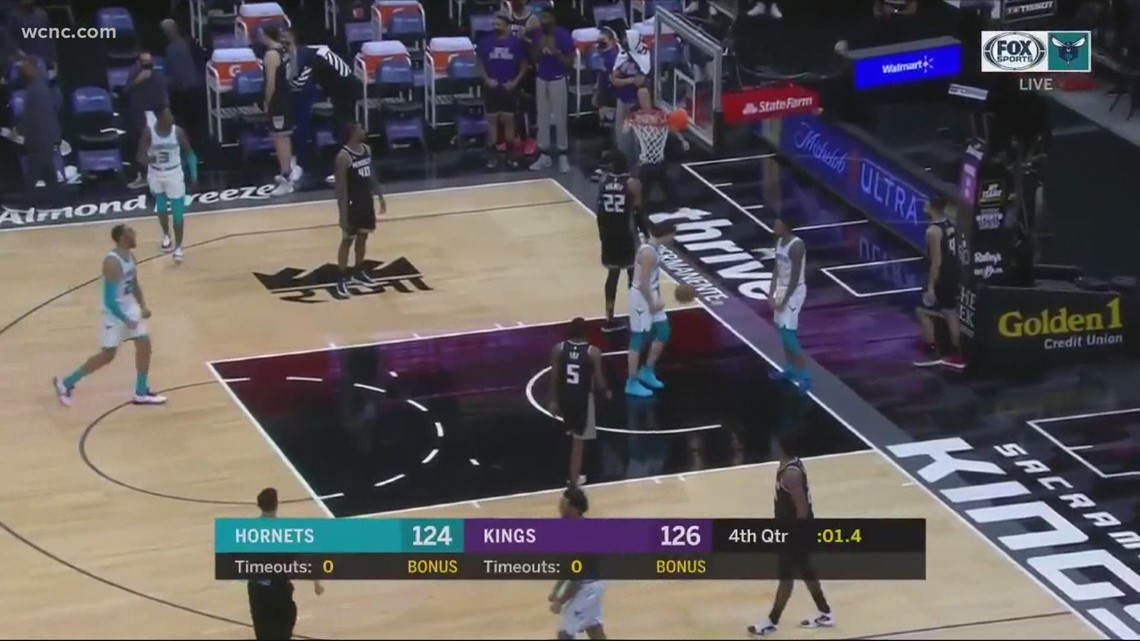 Hornets pull off another thrilling victory