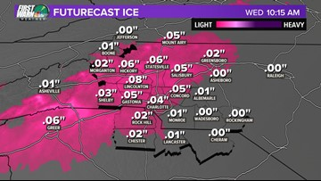 Winter Weather Advisory in effect ahead of freezing rain, drizzle threat