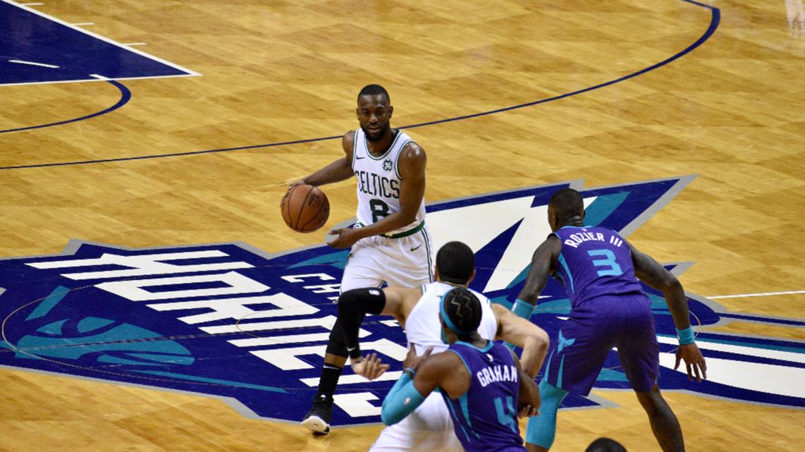 Celtics beat Hornets 108-87 in Walker's return to Charlotte