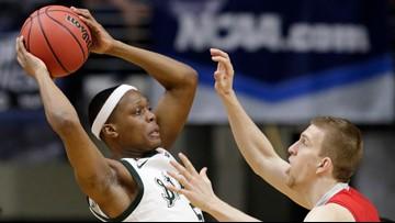 Michigan State holds off Bradley 76-65 to avoid shocking upset