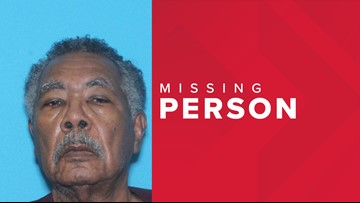 Silver Alert canceled for missing 80-year-old man