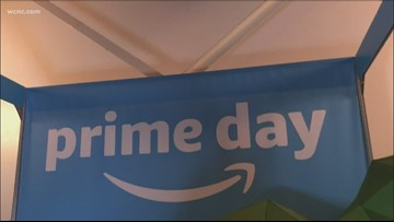 Amazon Prime Day officially underway