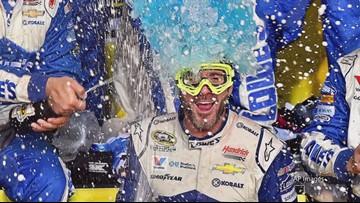 NASCAR champion Jimmie Johnson announces retirement