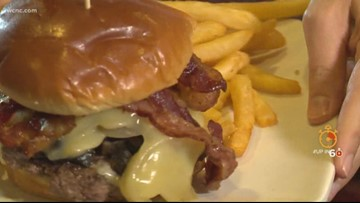 Up in 60: Charlotte Burger Week kicks off Monday