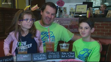 Sweet Tea for Sophie fundraiser comes to Matthews