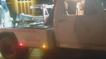 Complaints piling up against Gastonia towing company