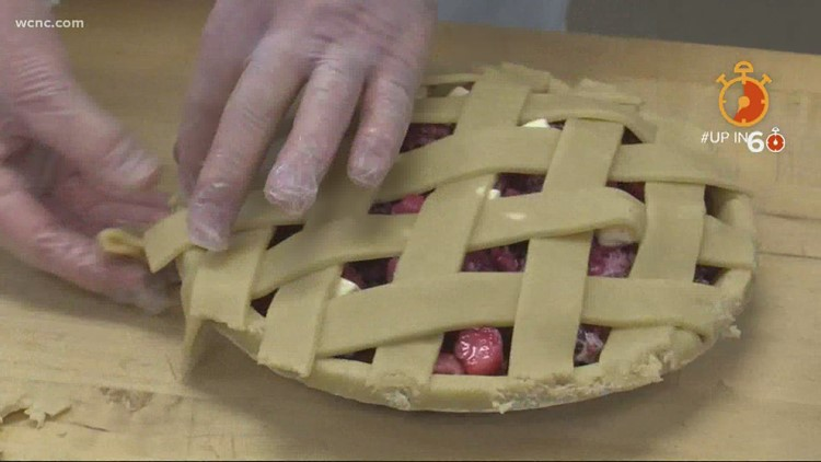 Celebrating Pi Day with a popular Mooresville pie shop