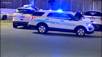 Man dies after officer-involved shooting in west Charlotte