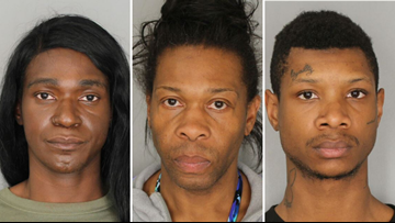 3 charged with stealing mail from Rock Hill apartments
