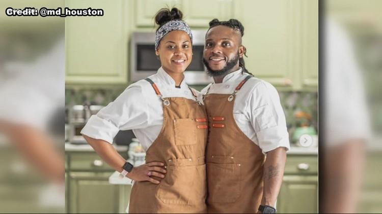 North Carolina couple pivots amid pandemic and creates new culinary experience