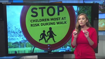 Trending in CLT: Do you feel like your child is safe getting to their bus stop?