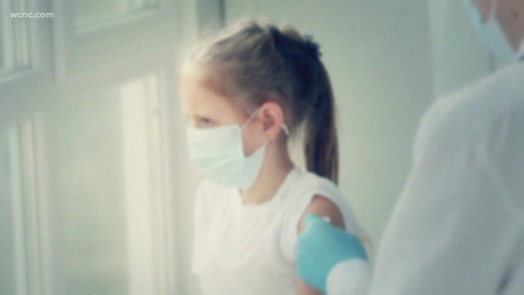 Pfizer requests vaccine authorization for kids aged 5-11