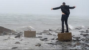 Dorian still slamming eastern Canada at hurricane force