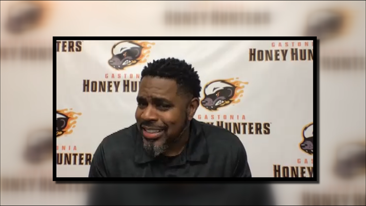 Gastonia Honey Hunters majority owner inspiring others to take interest in baseball: 'If I can do it, you can do it.'
