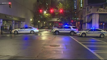 One killed in officer-involved shooting near Epicentre in uptown