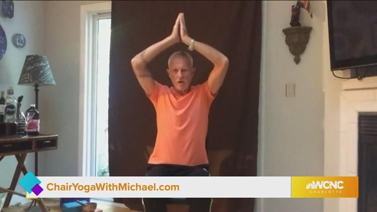 Stretches for seniors