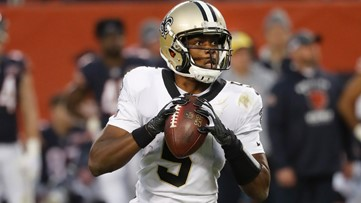 Panthers officially sign Teddy Bridgewater