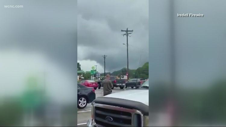 37 tornado warnings in Carolinas Tuesday