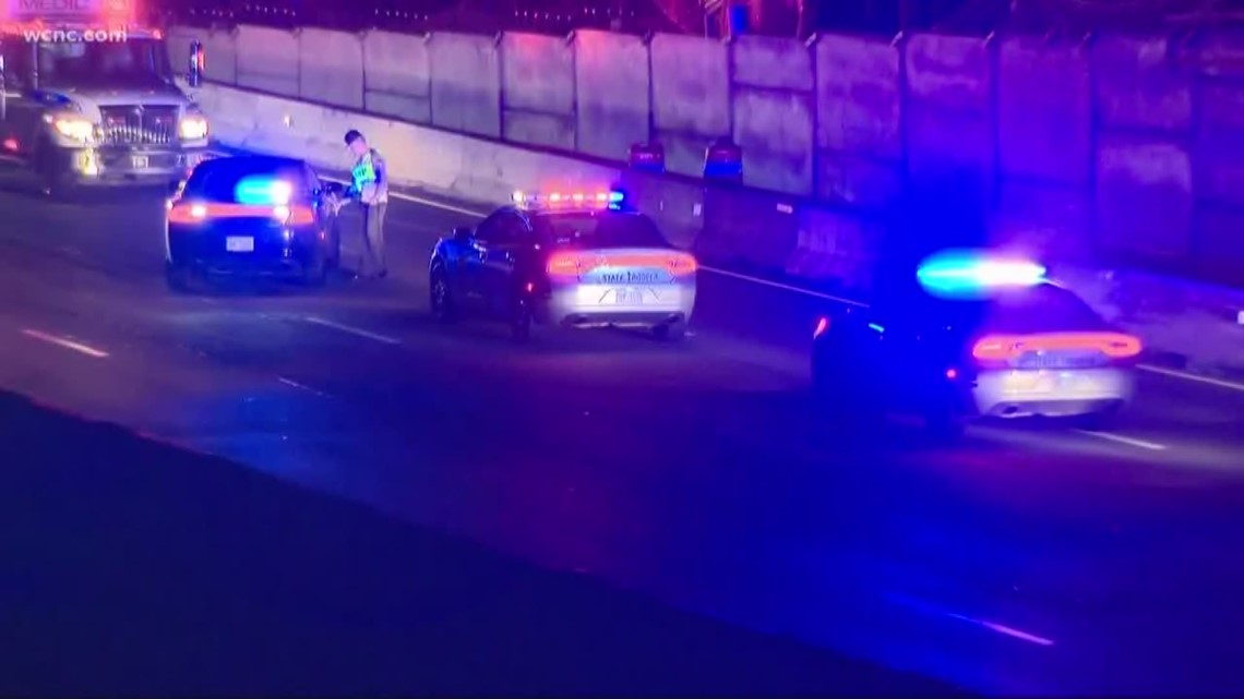 I 77 Reopens After Deadly Wreck Near Huntersville Wcnc Com