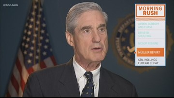 Mueller Report to be release Thursday, Justice Department says