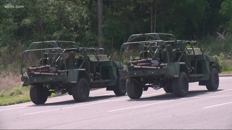 GM Defense debuts new army infantry squad vehicle production facility