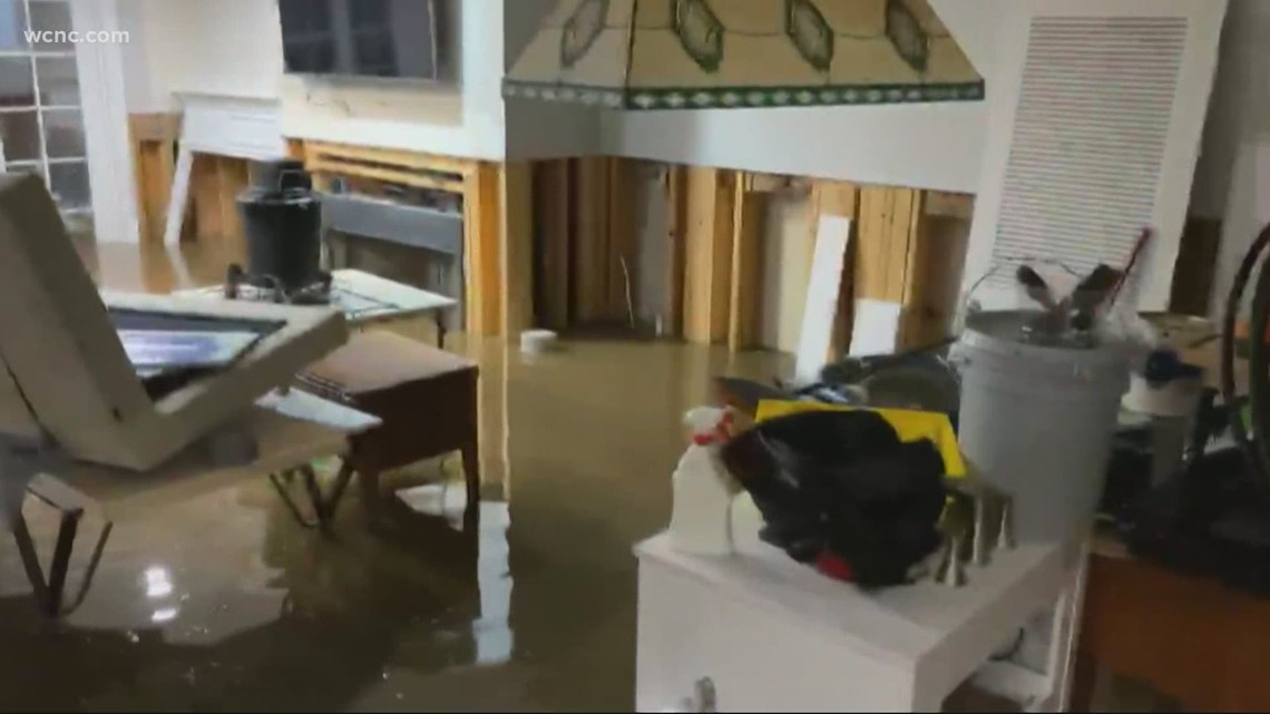 Myers Park couple says five floods have swamped their home