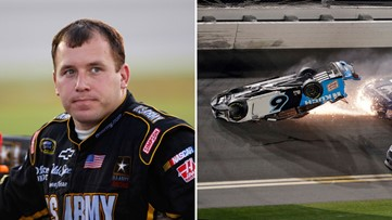 Ryan Newman was critical of NASCAR's speedway racing for years