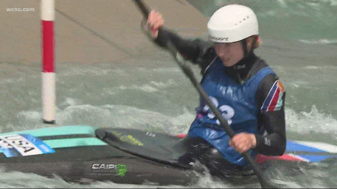 U.S. Olympic Trials for canoe and kayak held in Charlotte