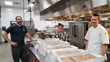 The King's Kitchen close to donating more than 9,000 meals during coronavirus pandemic