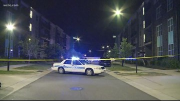 Man found shot multiple times in car in northeast Charlotte
