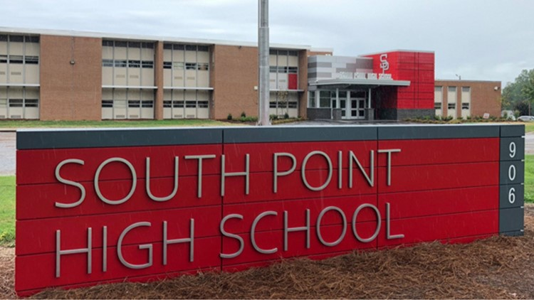 Lumbee tribe leaders ask South Point HS to remove 'offensive' name