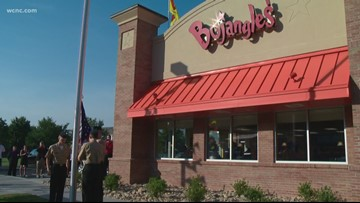 Bojangles' being sold for $593 million