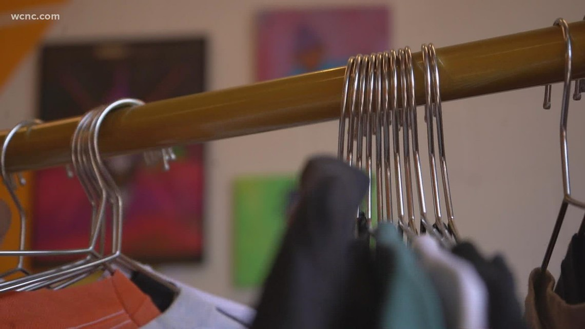 Second chance clothing drive held in Charlotte
