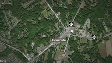 Mint Hill homicide victim identified