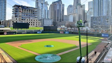 Charlotte Knights extend safety netting at BB&T Ballpark
