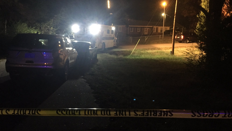 Deputies identify man killed in officer-involved shooting in Lincolnton