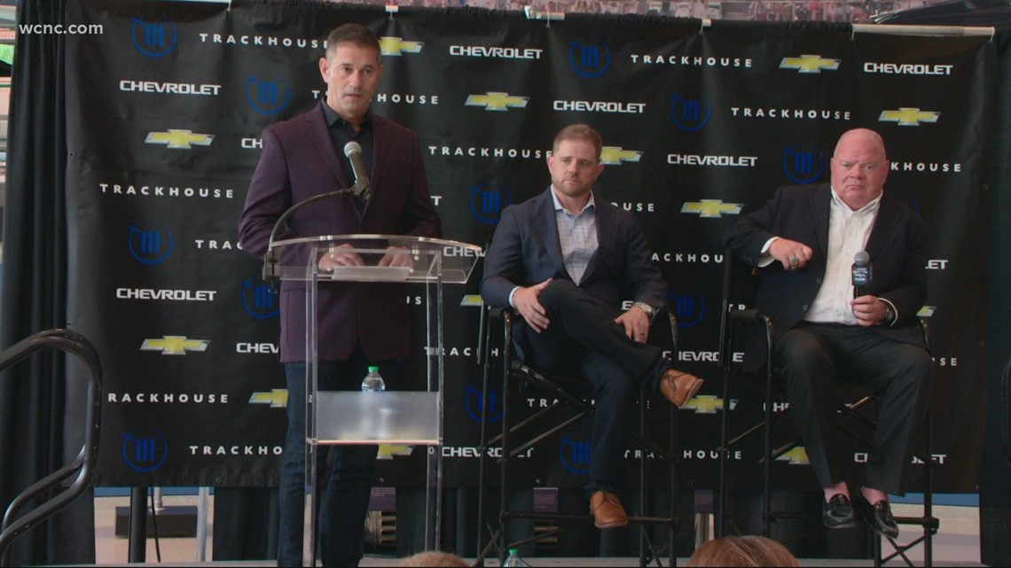 Justin Marks purchased Chip Ganassi Racing's NASCAR operation