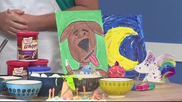 Local art studio for kids