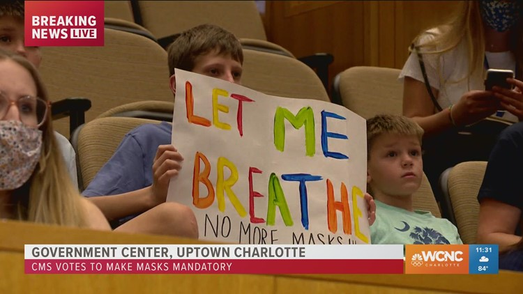 CMS votes to make masks mandatory