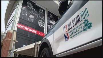 Welcome to Buzz City: Celebrities, fans descend upon Charlotte for 2019 NBA All-Star Game