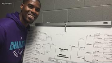 Former Tar Heel Marvin Williams picks NCAA bracket