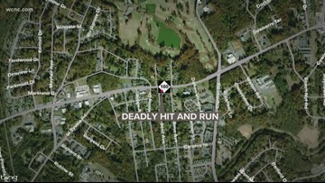 One person killed in motorcycle crash; suspect fled the scene