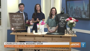 Charlotte Local Wedding Show 2020 Preview