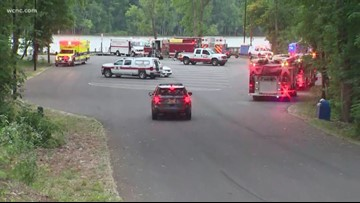 Search underway for missing boater in Catawba River