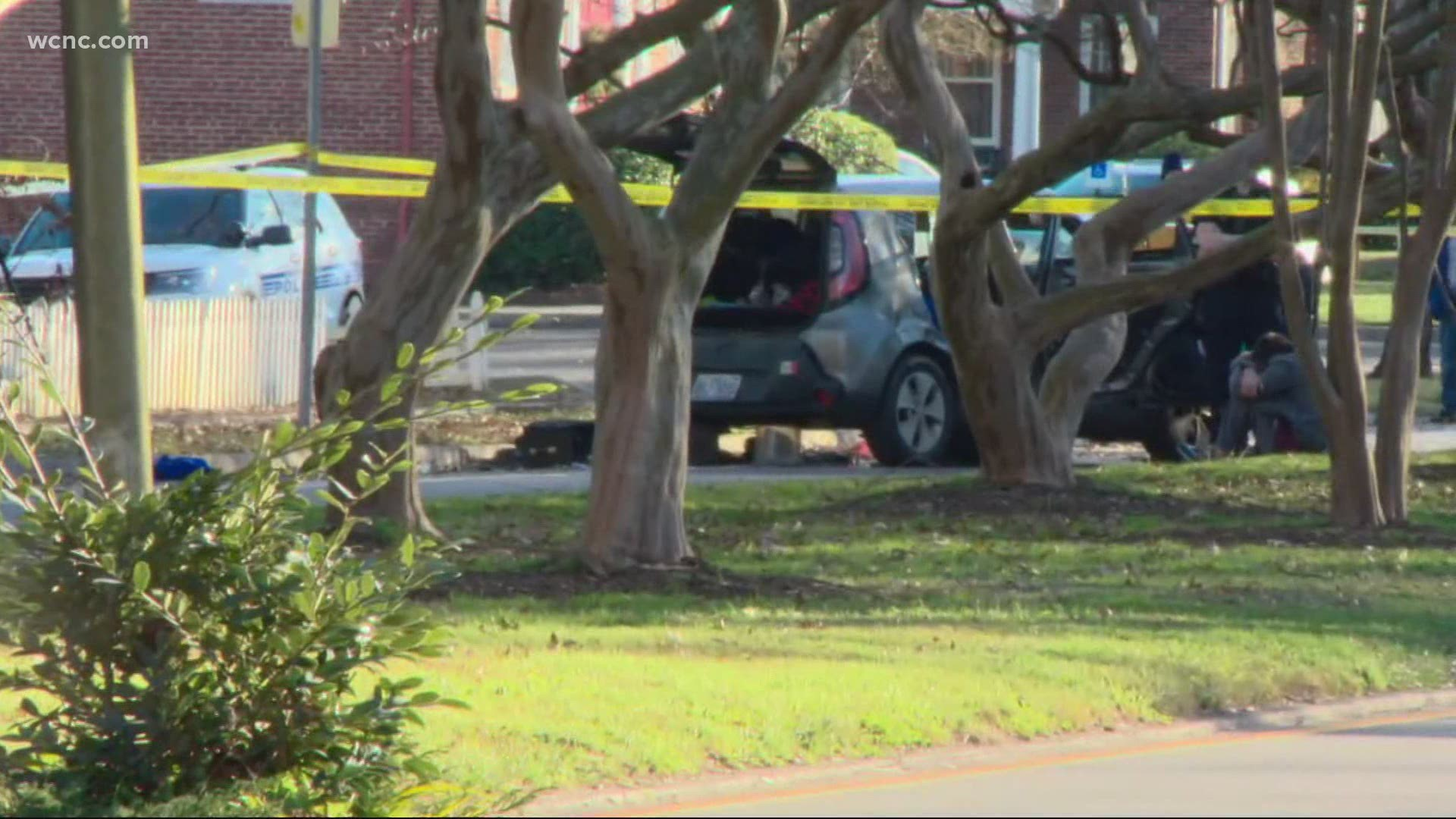 Man Charged With Dwi Murder In Charlotte Nc Crash Wcnc Com