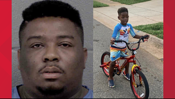 Father charged with involuntary manslaughter after crash that killed his son