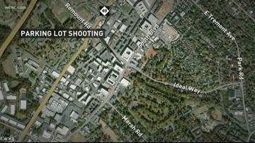 Two men shot outside McDonald's in Charlotte's South End