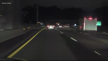 One killed in crash on Interstate 85 near exit 10B