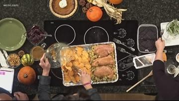 WATCH Sheet pan Thanksgiving