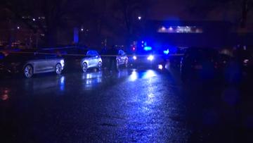 Shooting investigation underway in uptown